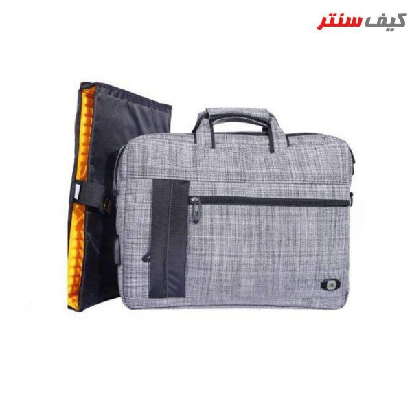 کیف لپ تاپ سه کاره کاترپیلار مدل 405 مناسب برای لپ تاپ 15.6 اینچ