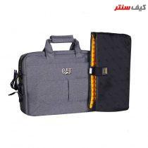 کیف لپ تاپ کاترپیلار مدل 130 مناسب برای لپ تاپ 15.6 اینچی