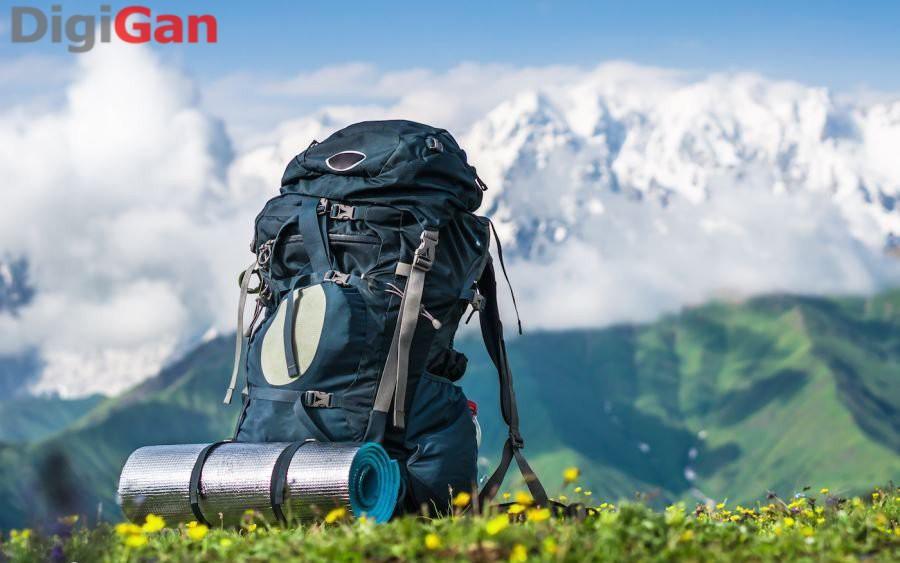 کوله پشتی کوهنوردی مناسب