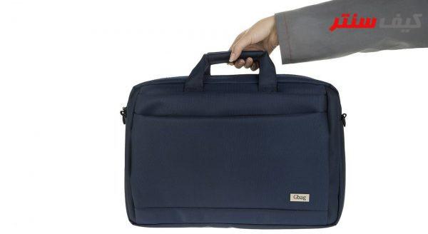 کیف لپ تاپ جی بگ مدل Elite 104 مناسب برای لپ تاپ 15 اینچی