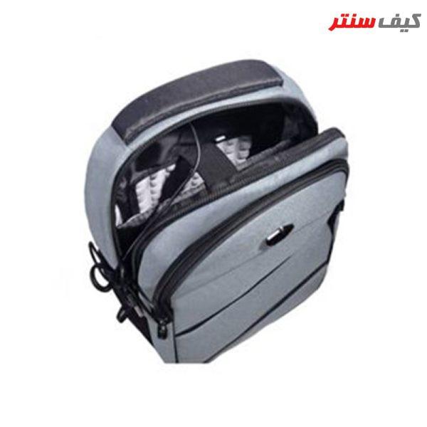 کوله پشتی لپ تاپ پیرکاردین مدل 910 مناسب برای لپ تاپ 15.6 اینچی